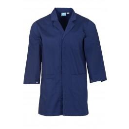 Navy Lab Coat-XL