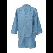 Sky Blue Lab Coat-XS