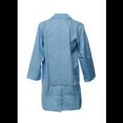 Sky Blue Lab Coat-S