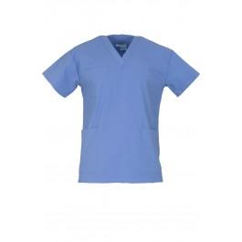 Ceil Blue Mens and Womens Medical Dental Scrubs Uniforms