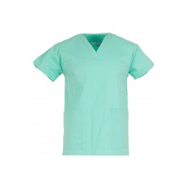 Mint Green Mens and Womens Medical Dental Scrubs Uniforms