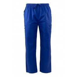 Royal Blue Mens and Womens Medical Dental Scrubs Uniform Pants