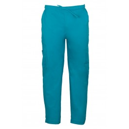 Teal Mens and Womens Medical Dental Scrubs Uniform Pants