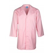 Pink Lab Coat-XS