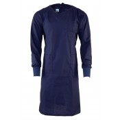 Navy Blue Lab Gown 2XS