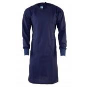 Navy Blue Lab Gown Medium - PREORDER
